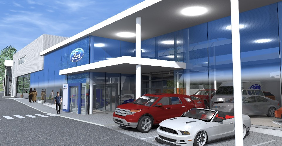 FORD – Groupe Colson – Dampremy
